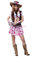 Load image into Gallery viewer, Pretty Cowgirl Costume 4