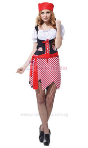 Pretty Pirate Costume 7