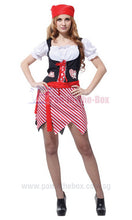 Load image into Gallery viewer, Pretty Pirate Costume 7