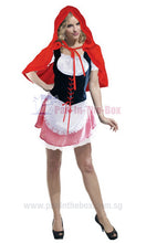 Load image into Gallery viewer, Little Red Riding Hood Costume