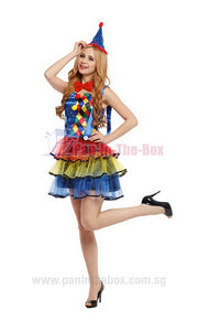 Female Clown Costume