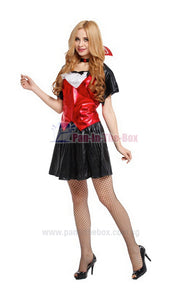 Female Vampire Costume 2