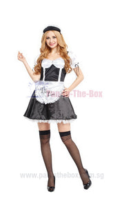 French Maid Fancy Costume