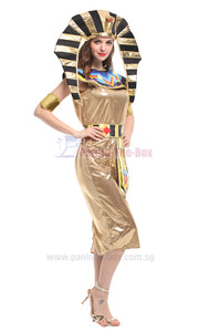 Egyptian Queen Costume 2