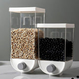 Wall Mounted Press Cereals Dispenser