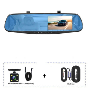 Full HD 1080P Dual View Camcorder