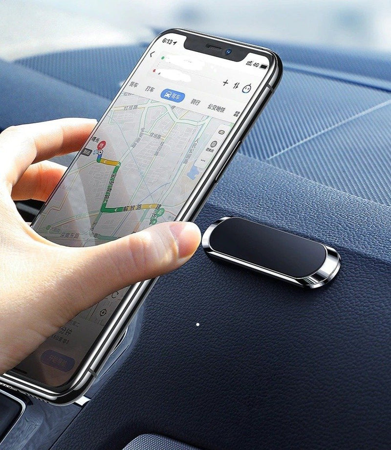 Multi-Functional Magnetic Phone Holder