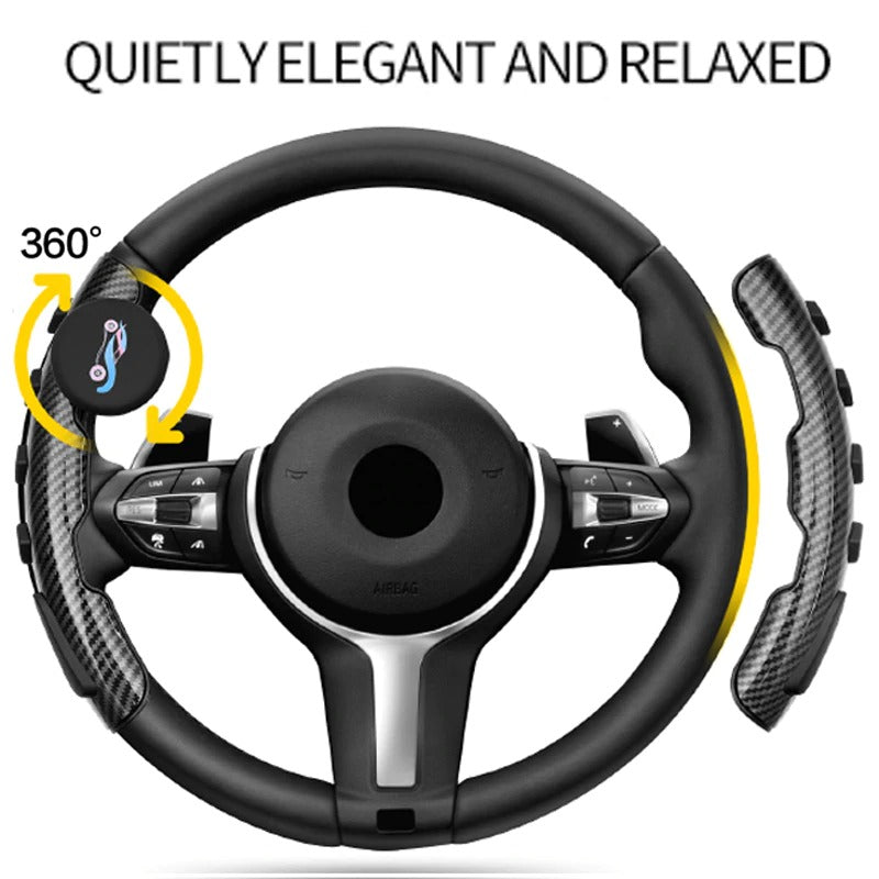 Premium Steering Wheel Cover