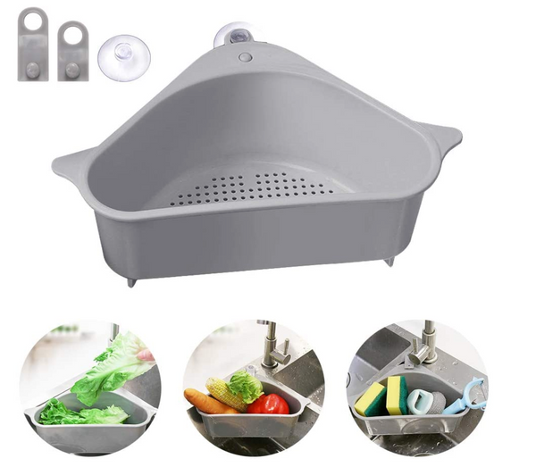 Triangular Sink Strainer