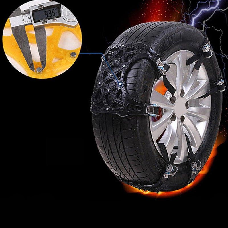 Car Tire Anti-Skid Snow Chain