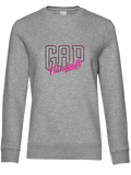 Sweat gris chiné - Homme OU Femme - College - GAP Handball