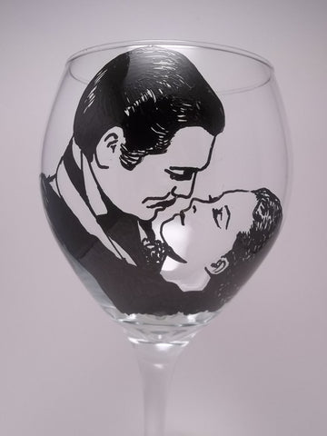 Gone With the Wind, Wine Glass