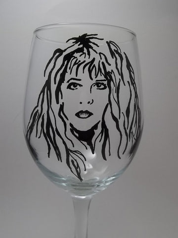 Stevie Nicks, Fleetwood Mac, Wine Glass