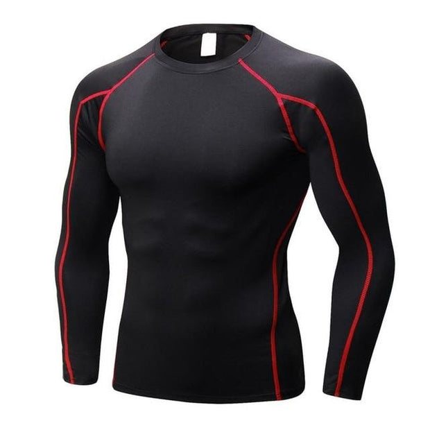 Men's Quick Dry Breathable T-Shirt Fitness Clothing - Dessentialshop