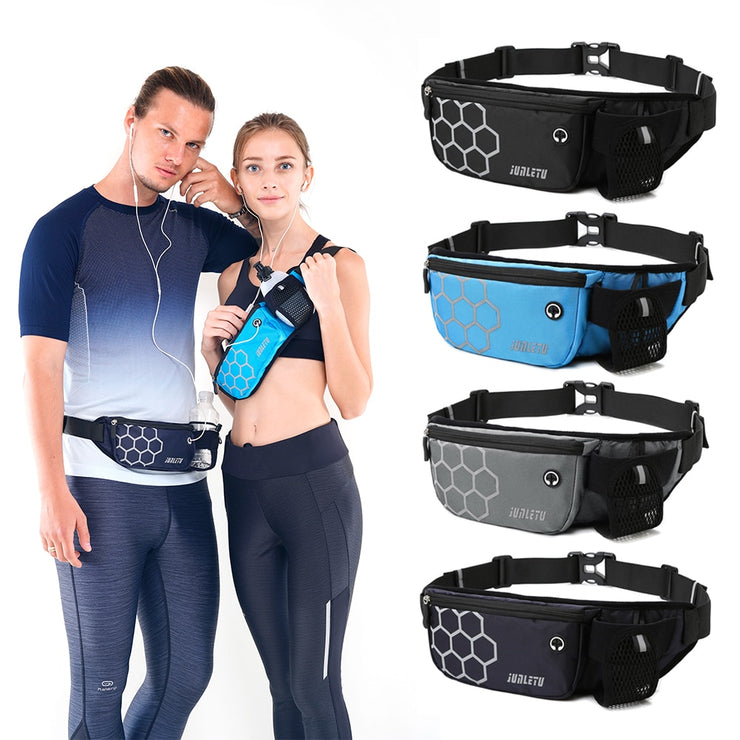 Waterproof active waist and shoulder bag - Dessentialshop