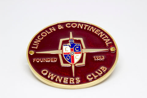 Lincoln Continental Owners Club