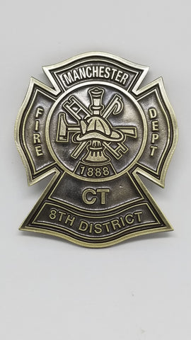 Manchester 8th District Fire Department