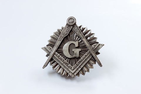 Masonic Symbol - Stick On