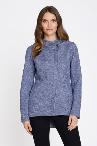 Tofino 2 Waterproof Sweater Knit Hoodie - Fleece lined