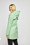 Lucy Modern Light Weight Rain Shell - Mint