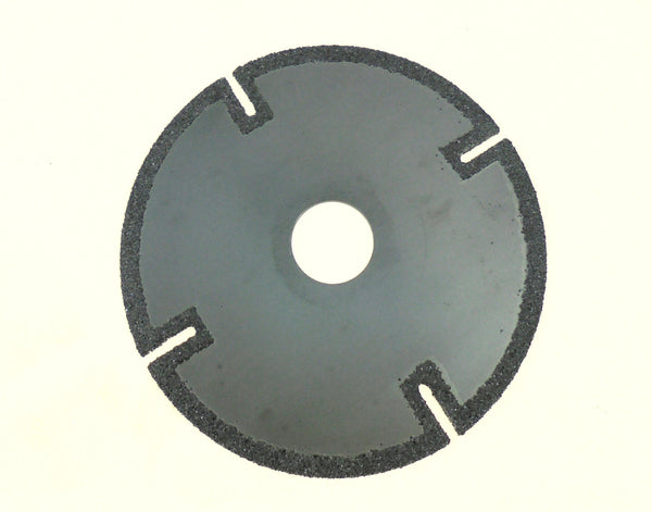 Gulleted / Slotted Side Spoke Diamond Blade