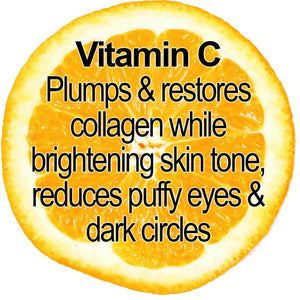 Organic Vitamin C Face Cream with Sea Buckthorne Brightening Daily