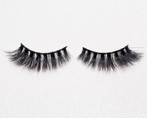 """Baby Doll"" - Diamond Lash Premium Mink 3D Lashes"