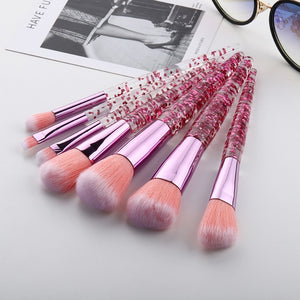 """DELUXE"" Royalty Brush Set"