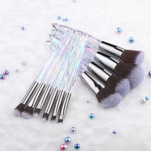 """CRYSTAL"" Deluxe Brush Set"