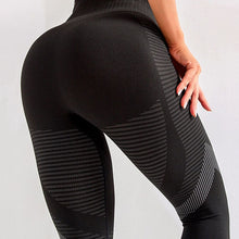 Load image into Gallery viewer, Royalty Seamless Luxe Leggings