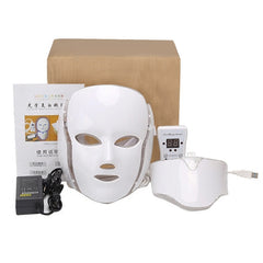 Photon Therapy 7 Color LED Facial Mask -