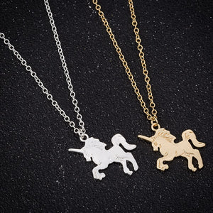 Limited Edition Unicorn Necklace