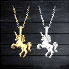 Load image into Gallery viewer, Limited Edition Unicorn Necklace