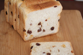Raisin Milk Loaf