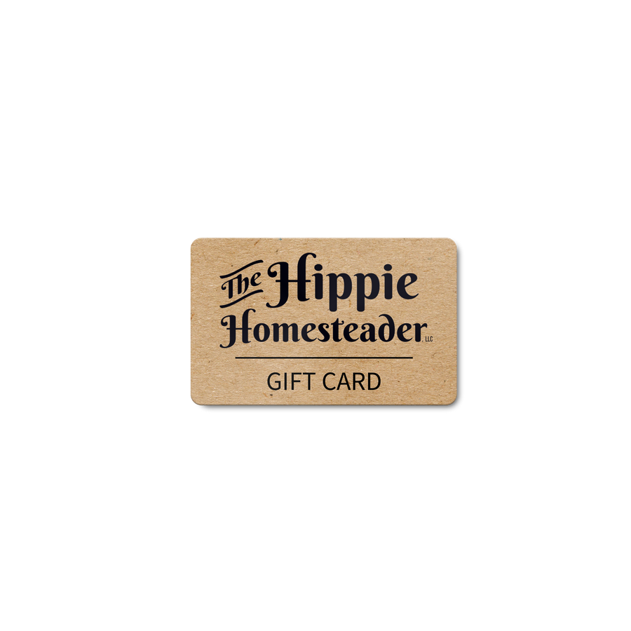 The Hippie Gift Card