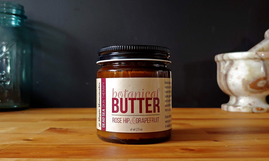 Dead Sea Botanical Butter