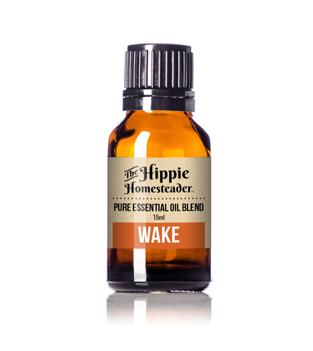 WAKE Pure Essential Oil Blend