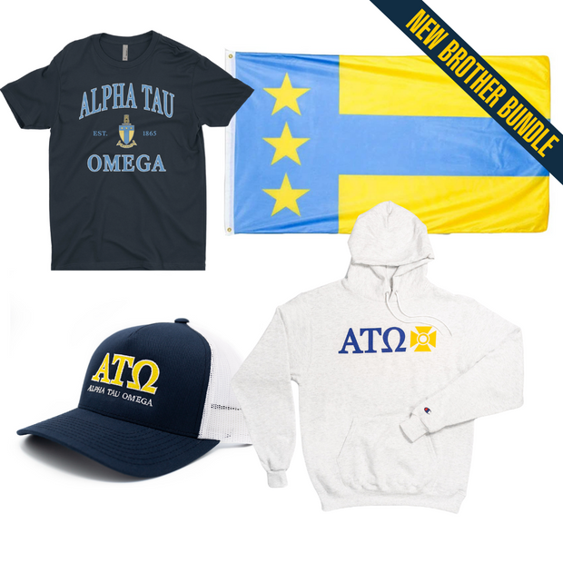 Alpha Tau Omega - The Brother Bundle