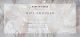 MADE IN CHAOS Gift Voucher