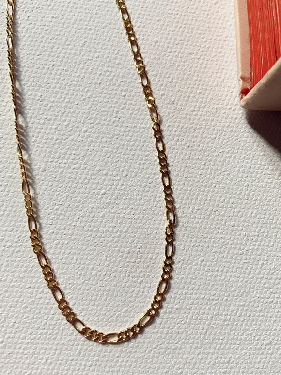 14K Gold Plated - Linx Choker