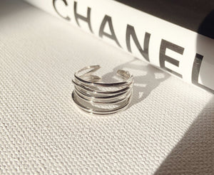 Sterling Silver - Stack Ring