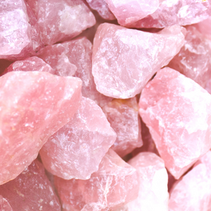 Rose Quartz Chunk