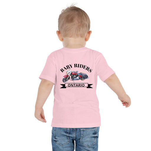 Baby Rider's club emblem - Short Sleeve Unisex T-Shirt (toddlers) freeshipping - Motorcycle Merch 99