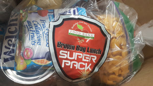 Brown Bag Lunch Super Pack