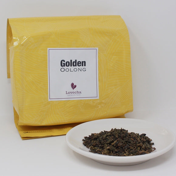 Golden Oolong [Product of Taiwan] - Wholesale