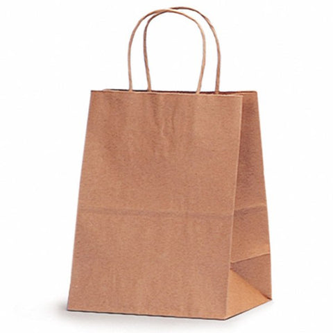 "Picture of 10-1/2"" H Shopping Tote Bag - 25 Pack"
