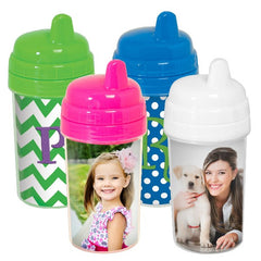 10 oz. Toddler Cups - 4 Pack
