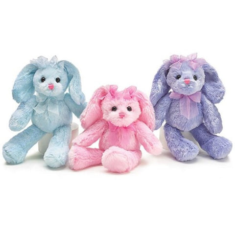 "Picture of 11"" Plush Bunny Set"