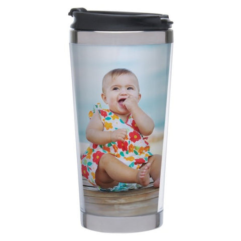 Picture of 12 oz. Stainless Steel Tumbler