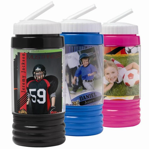 Picture of 15 oz. Sports Bottles - 3 Pack